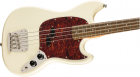 Fender Classic Vibe Squier Mustang Bass White