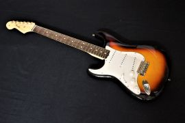 Fender Custom Shop Left Hand 61 Strat - 3 tone sunburst