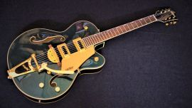 Gretsch G5420TG Limited Edition Electromatic Hollowbody -Cadillac Green Metallic inc case