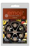 Perris Leathers Emoji Guitar Picks - Monkeys (Pack of 6)