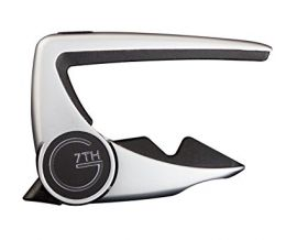 G7th Performance 2 Steel String Capo for 6-String Electric/Acoustic Guitar