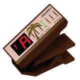 Seiko Clip-On Ukulele Tuner - Brown