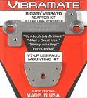 Vibramate V7-LP Les Paul Mounting Kit for Gibson Bigsby B7 Tremolo - Nickel