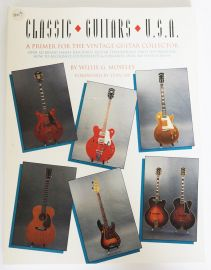 Classic Guitars USA by W.G.Moseley