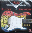 Fender Custom Shop Guitar Calendar (2008)