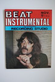 Beat Instrumental Magazine - Nov 70 - Jon Lord/Purple