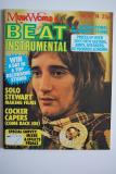 Beat Instrumental Magazine - Nov 74 - Rod Stewart