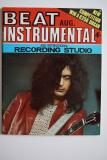 Beat Instrumental Magazine - Aug 1970 - Jimmy Page
