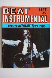 Beat Instrumental Magazine - Sept 70 - Eric Clapton