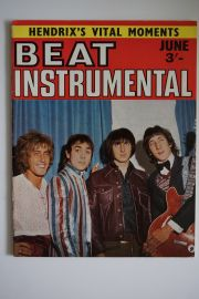 Beat Instrumental Magazine - June 68 - The Who