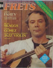 Frets - US Acoustic and Folk Mag - Aug 1980