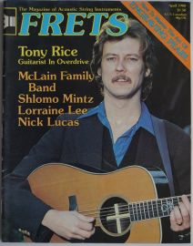 Frets - US Acoustic and Folk Mag - Apr 80