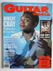 Guitar World Magazine - Jan. 89 - Robert Cray