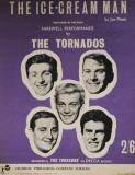 The Ice-Cream Man Sheet Music - The Tornados