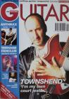 Guitar Magazine - July 1993 - Pete Townshend