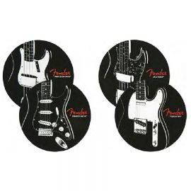 Fender Classic Guitar Coaster Set