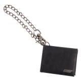 Gretsch Leather Wallet with Chain