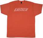 Gretsch Heathered T-Shirt - Orange