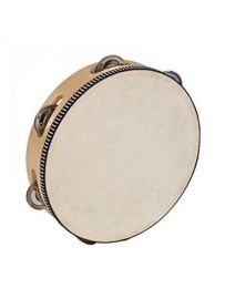 Performance Percussion Tambourine (8 Inch)