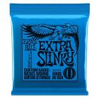 Ernie Ball 2225 Extra Slinky Guitar Strings (Gauge 8-38)