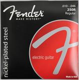 Fender Super Nickel Plated 250r Regular Strings (10-46) - 3 Packets