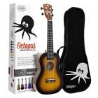 Octopus Concert Ukulele Outfit - Old Violin Burst - Inc Bag