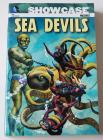 Sea Devils Showcase Paperback Reprint DC Book (black and white)