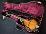 Delta Blue Mandolin A Style with deluxe hard case
