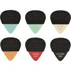 Fender Mojogrip picks (351 shape ) Various